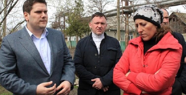 Александр Урбанский занялся проблемой подтопления Новосельского