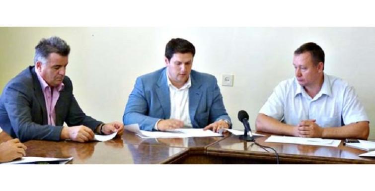 Александр Урбанский: «Измаильские судоремонтные заводы помогут Измаилу в случае веерных отключений электроэнергии»