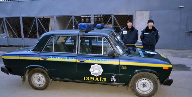 По инициативе Александра Урбанского измаильской милиции отремонтировали автомобили