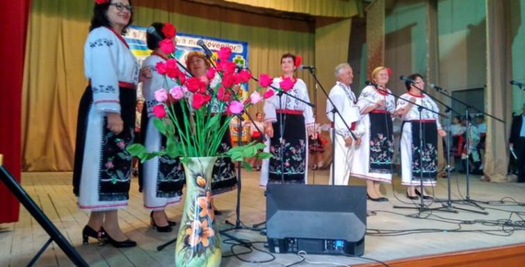 В Ренийском районе под патронатом народного депутата Украины Александра Урбанского состоялся Международный фестиваль молдавской культуры