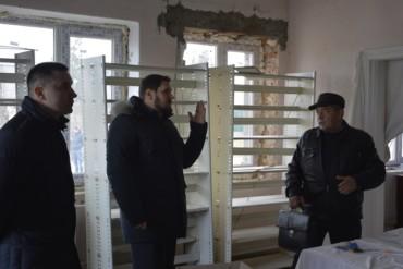 Александр Урбанский посетил Старую Некрасовку