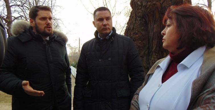 Александр Урбанский посетил с рабочим визитом пгт Суворово