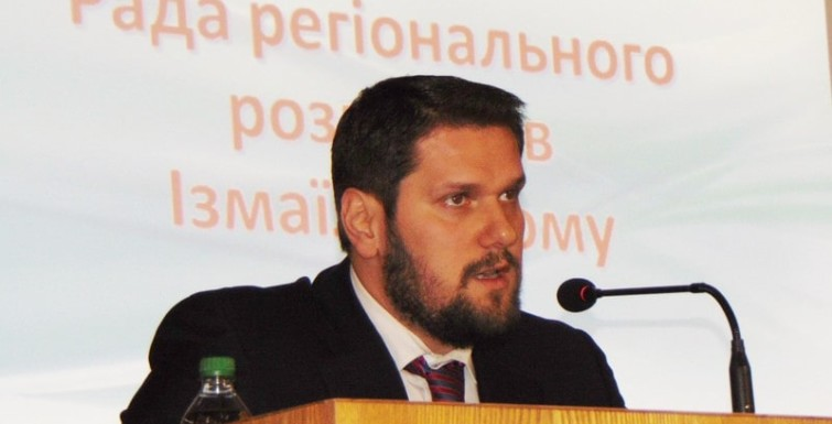 Олександр Урбанський взяв участь у Раді регіонального розвитку Ізмаїльського району