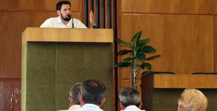 Отчет народного депутата Украины Александра Урбанского: Измаильский район